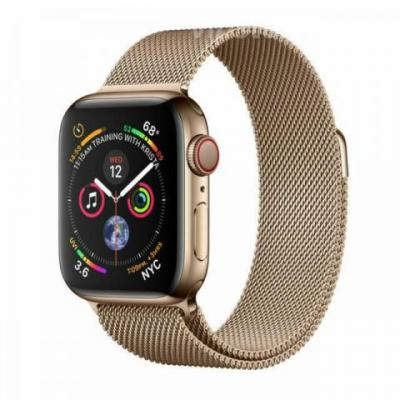Apple Watch Stainless Steel 5/44 Gold